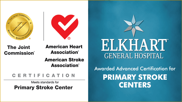 Elkhart General Hospital Awarded Advanced Certification For