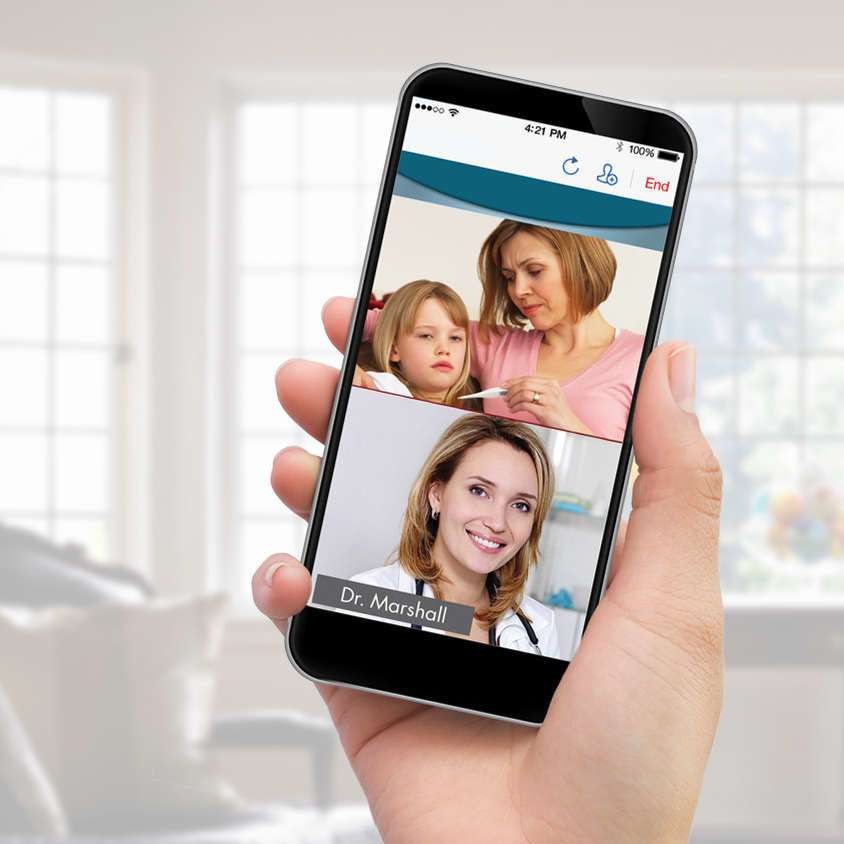 Beacon Connected Care - Virtual Urgent Care