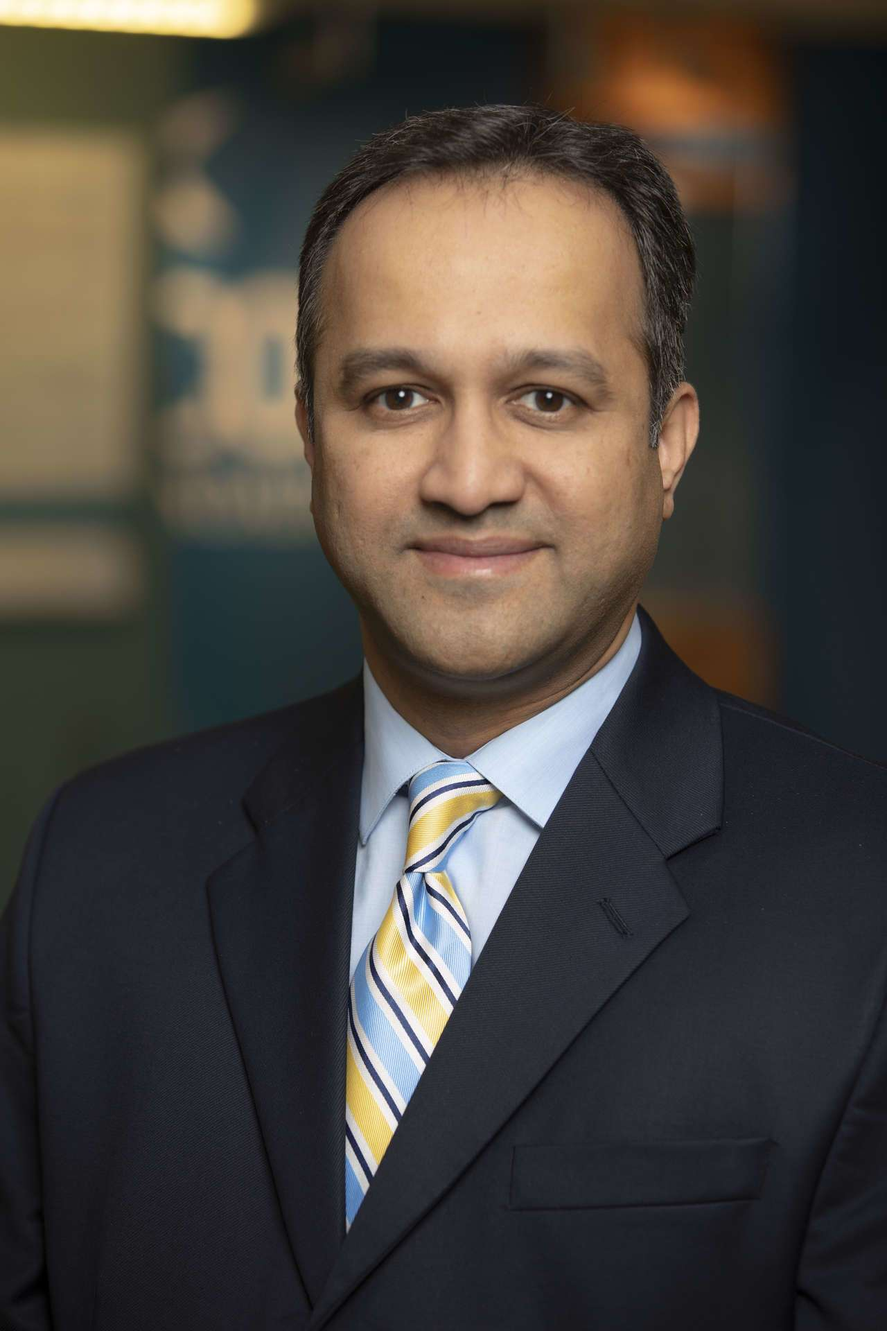 Professional photo of Beacon Health System physician, Dr. Amjad Syed.