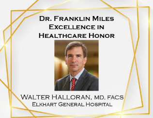 Walter Halloran, MD, FACS