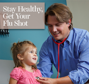 Stay Healthy Get Your Flu Shot